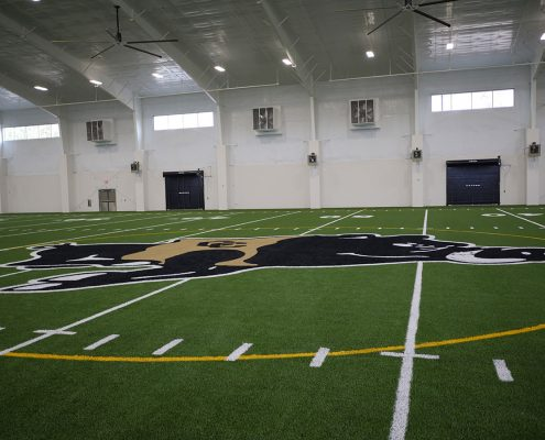 multipurpose practice facility colquitt county high school