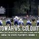 Etowah vs. Colquitt High School Football Highlights