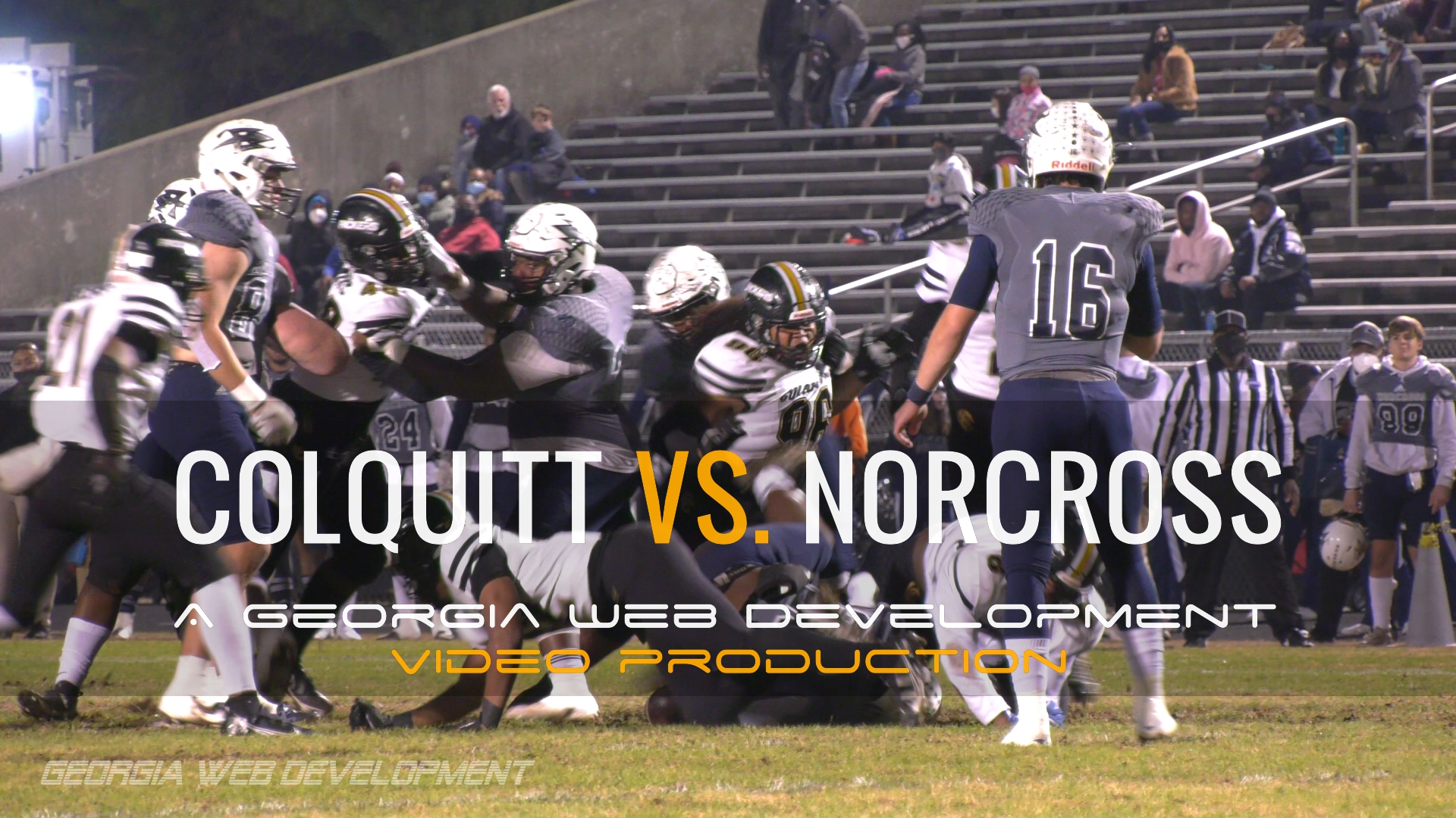 colquitt vs. norcross state playoffs 2020