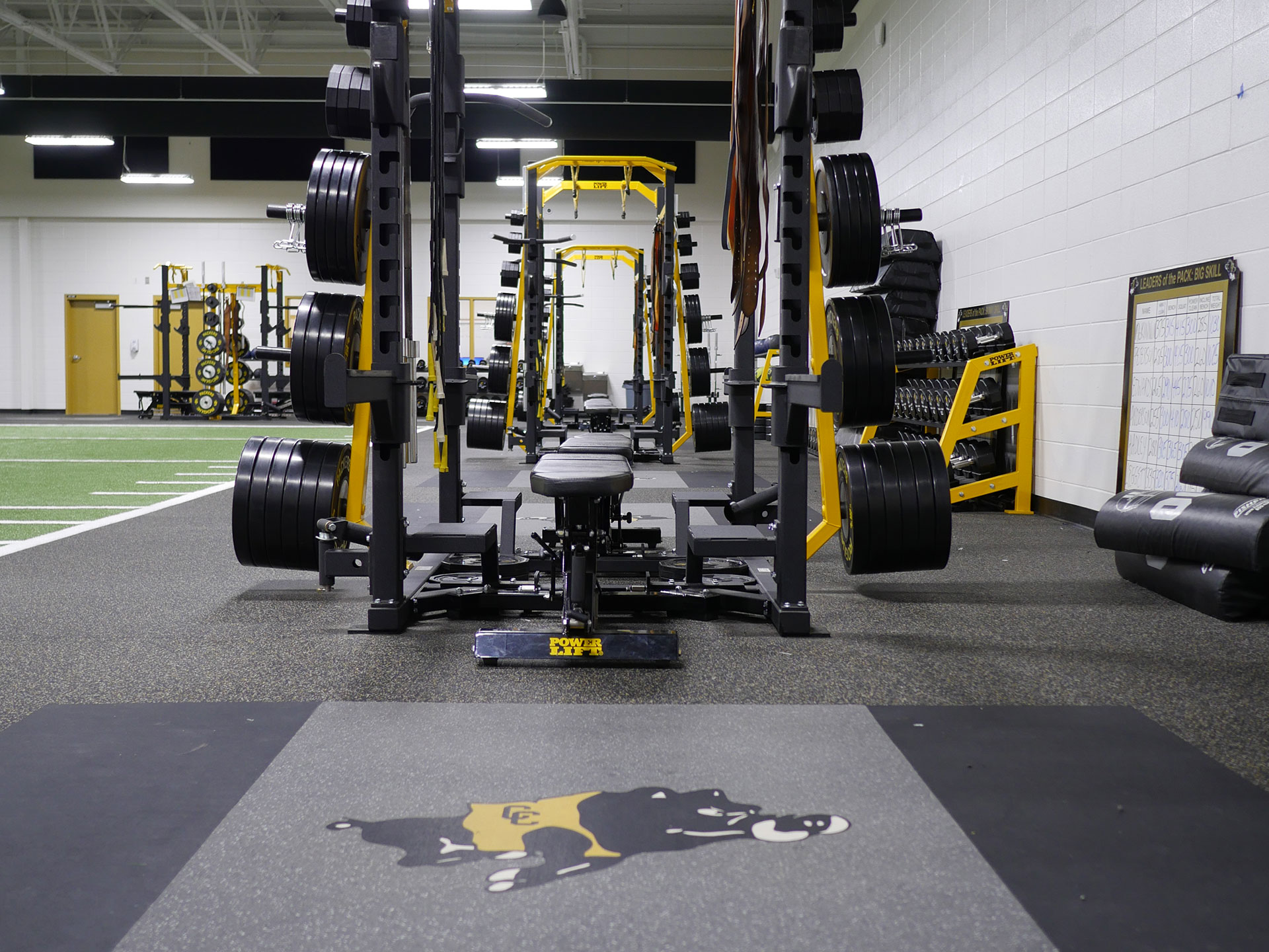 colquitt-county-packers-weight-training-facility