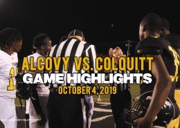 Alcovy vs. Colquitt 2019 | High School Football Game Highlights
