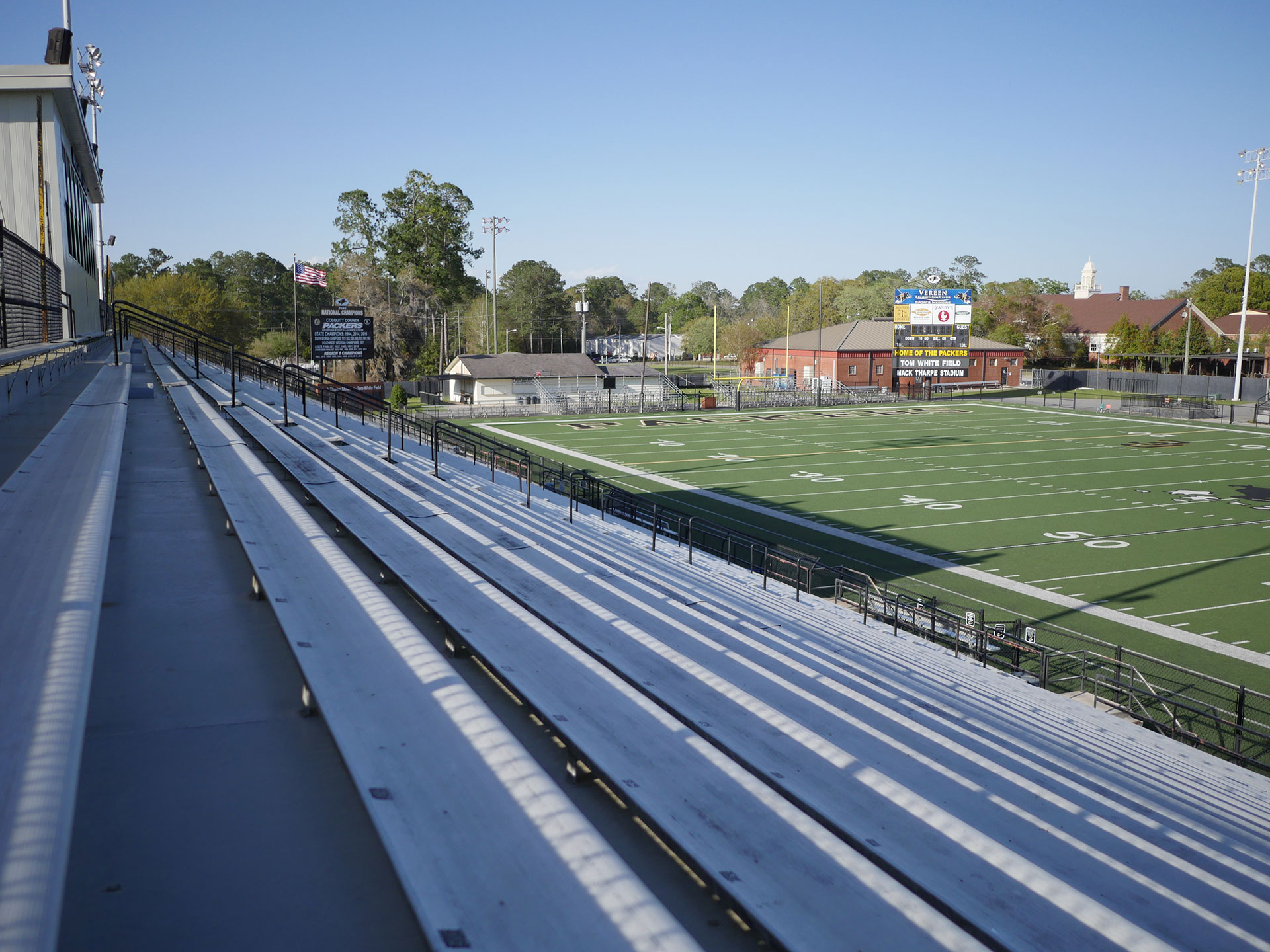 Colquitt County Packer Football Athletic Facilities, Stadium