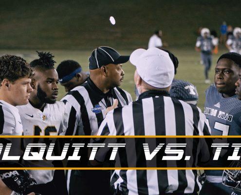 colquitt vs tift high school football highlights