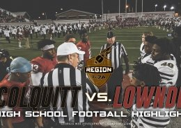 Colquitt vs. lowndes 2019 high school football highlights