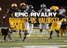 Colquitt vs. Valdosta High School Football
