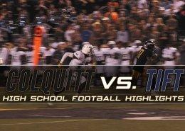 Tift vs. Colquitt 2019 High School Football Highlights