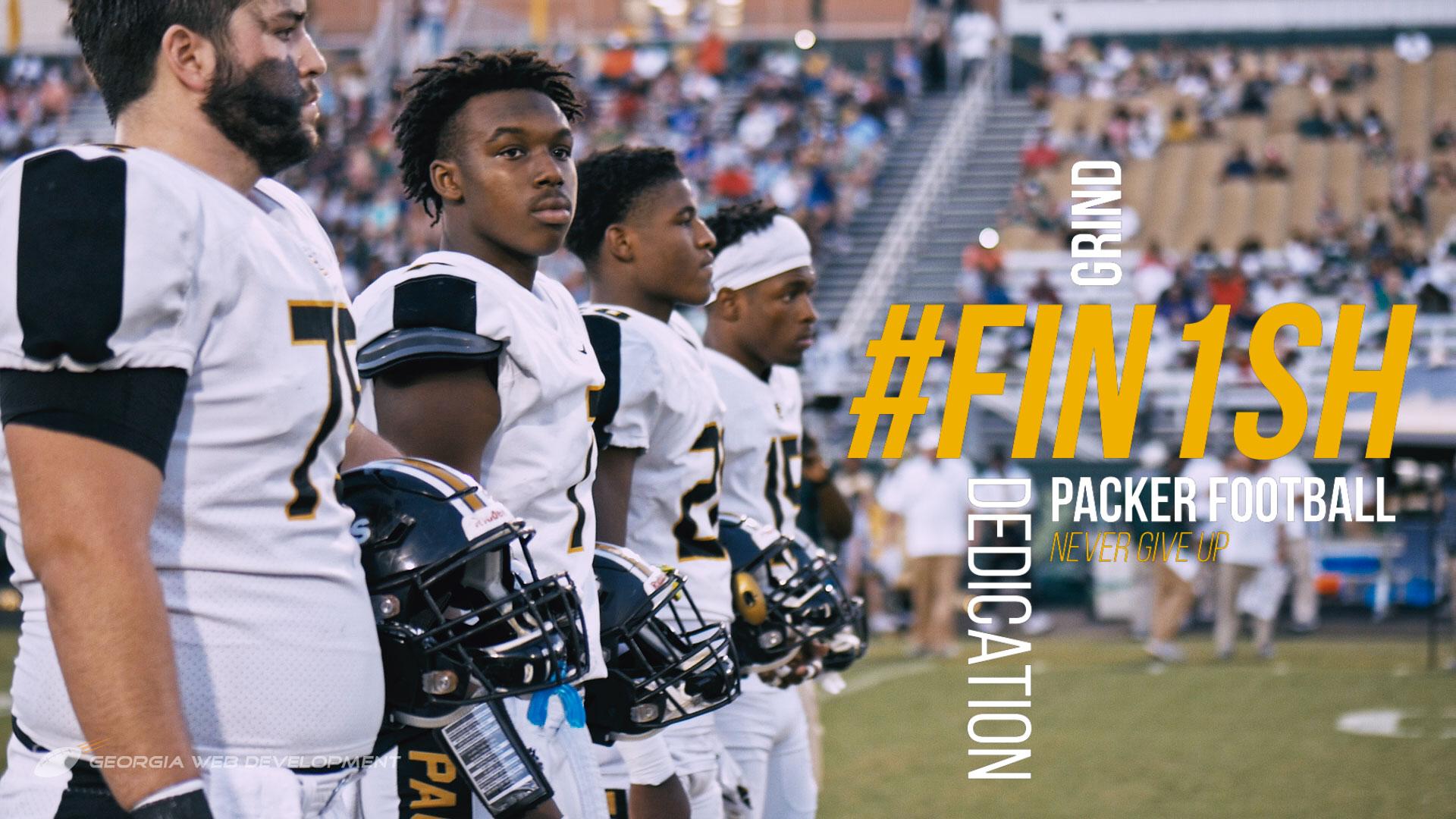 colquitt county packers versus grayson rams high school football video highlights